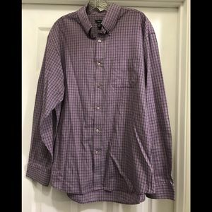 Van Heusen Mens Button Up Shirt
